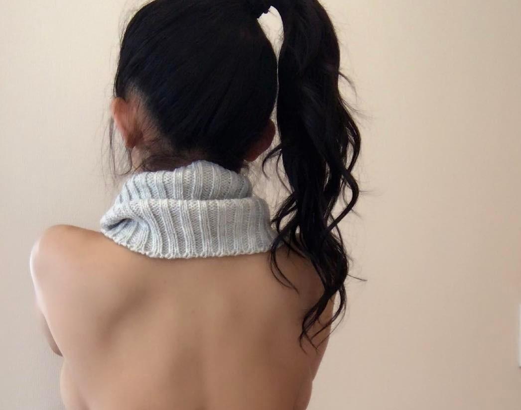 21 летняя модель с«аниме телом» завоевывает подписчиков припомощи одного свитера