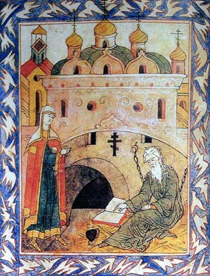 Боярыня Морозова: биография и интересные факты