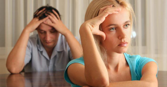 Какие признаки говорят о том, что ваш брак не продлится долго?