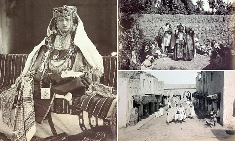 Такой была Северная Африка 125летназад