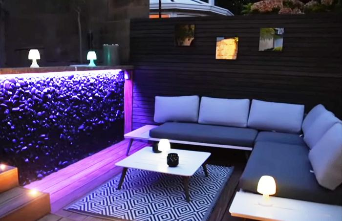 Как превратить задний двор в райский уголок: идея, подсмотренная у ландшафтного дизайнера