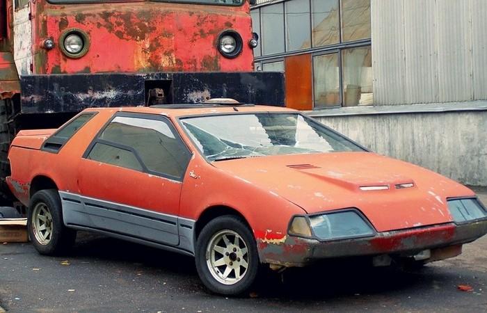 Спорткар из «мусора»: как два друга в СССР собрали крутой автомобиль у себя в гараже