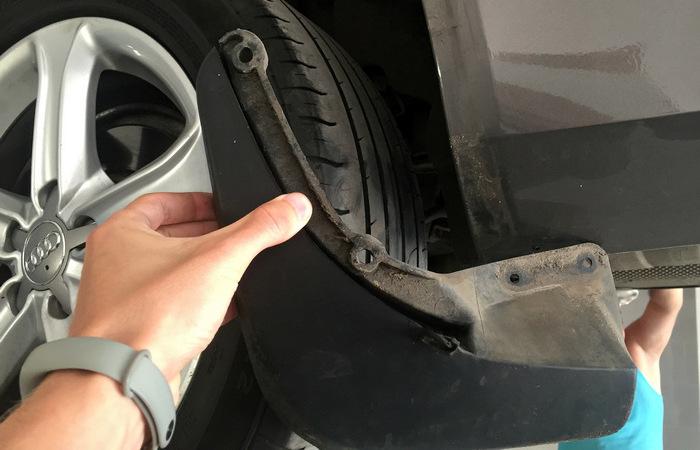 Зачем снимать брызговики на зиму: то, о чем не рассказали в автошколе