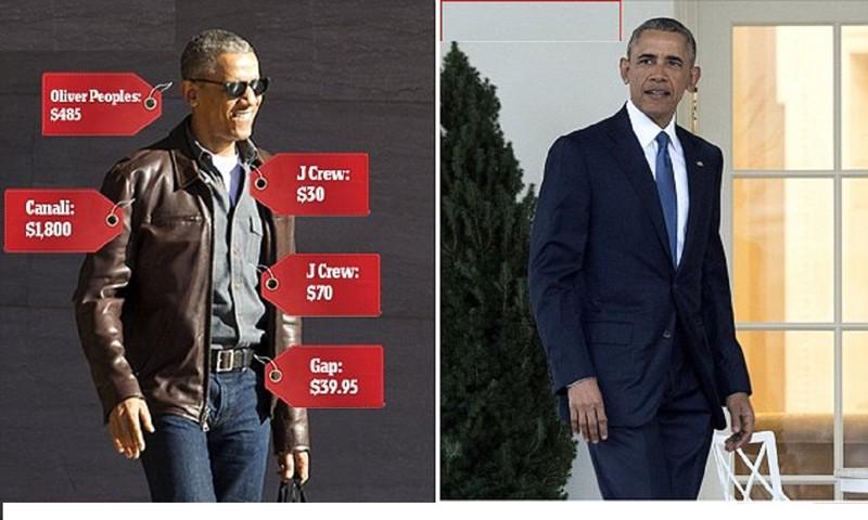Барак Обама поразил всех своим гардеробом!