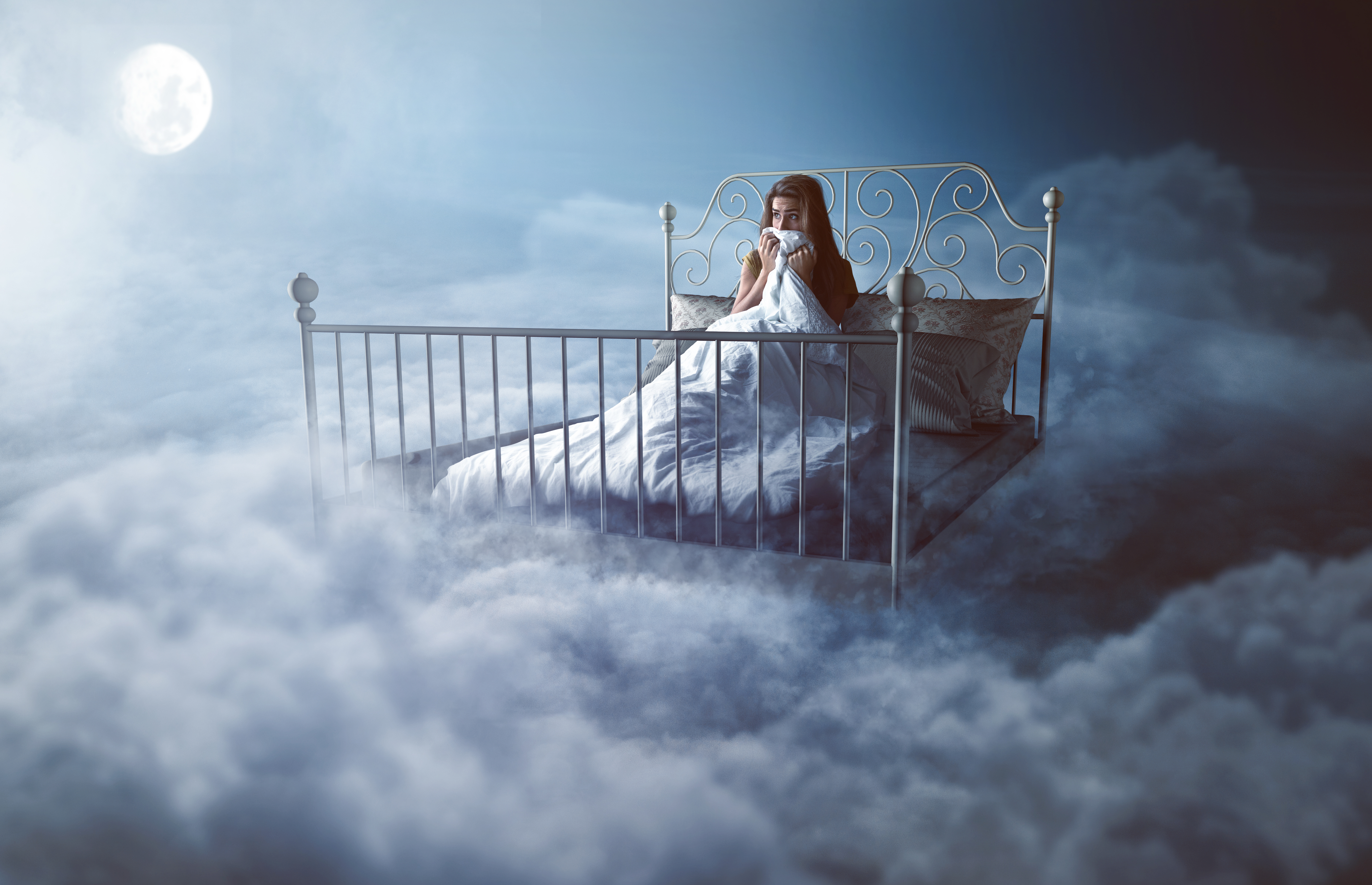 Картинка мечта не спит