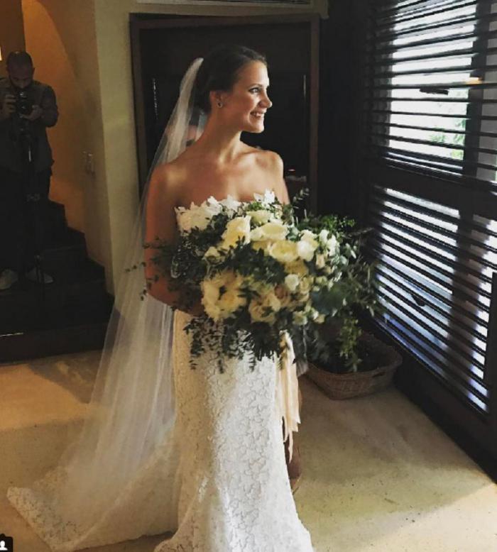 Модный дизайнер Кира Пластинина вышла замуж