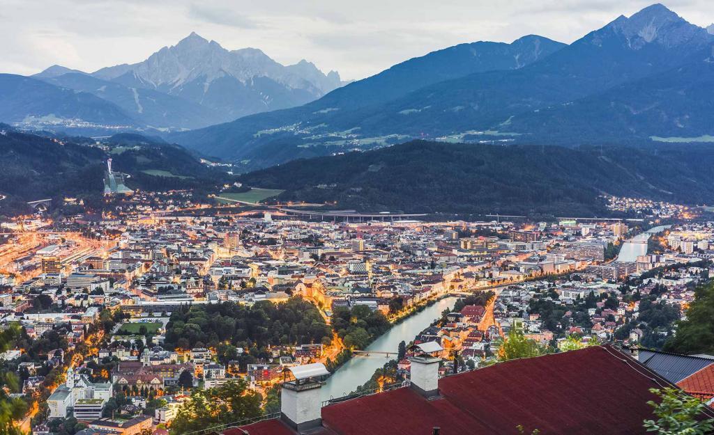Достопримечательности Инсбрука: фото и описание, что посмотреть обязательно, интересные факты и отзывы туристов