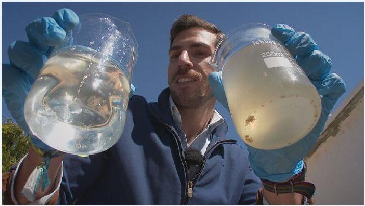 Новая технология очищает воду за счет электробактерий   быстро и без запаха