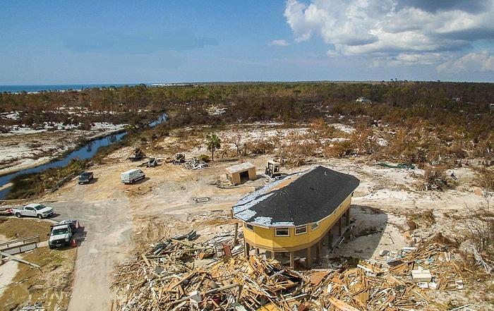 Почему круглые дома стали спасательным кругом во время урагана «Дориан» на Багамских островах