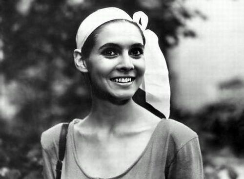 Актриса Инга Ильм: фото, биография и личная жизнь, лучшие роли