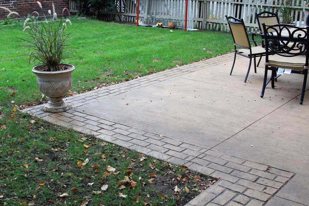 декоративные бетонные смеси