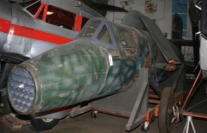 Истребитель из дерева, или Как немцы в конце войны справлялись с нехваткой авиации