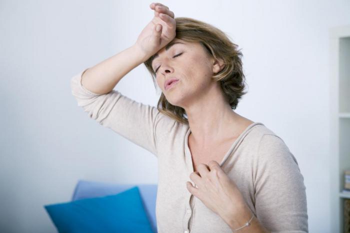 Как облегчить симптомы менопаузы?