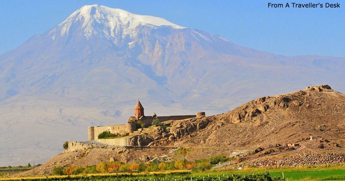 На горе Арарат нашли доски от Ноева ковчега. Причем нашли китайцы!