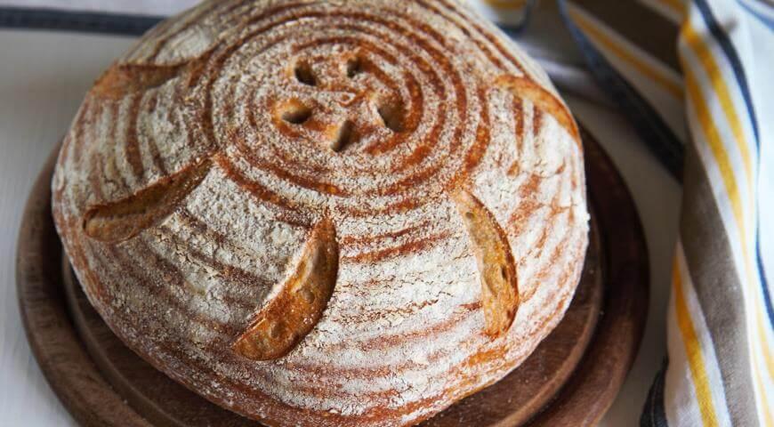 Как приготовить хлеб на закваске