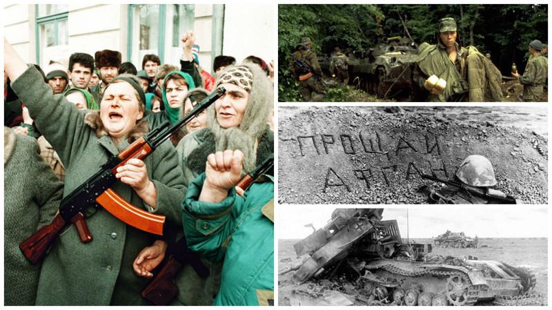 История военных события вфотографиях