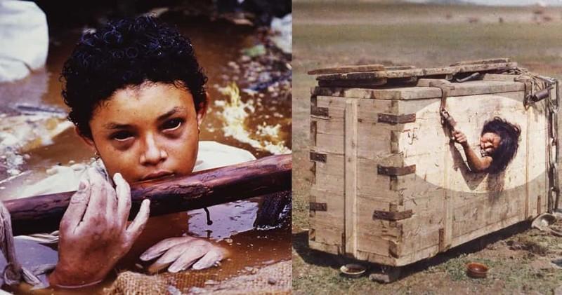 15пугающих историй, скрывающихся заизвестными фотографиями