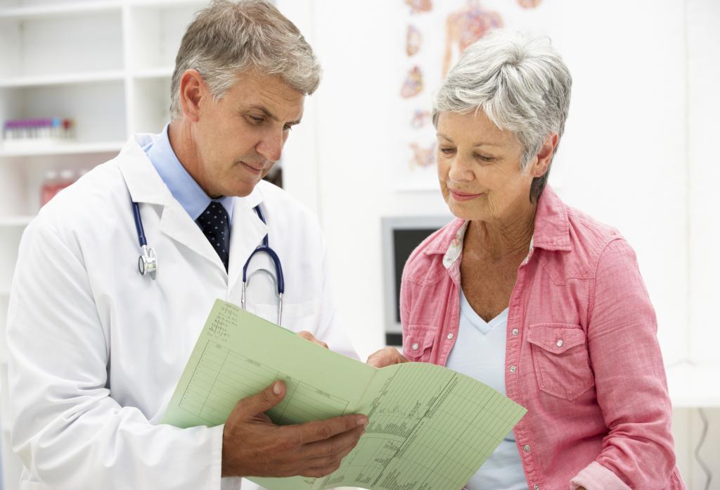 Женщина в возрасте: изменения в организме, показатели состояния здоровья