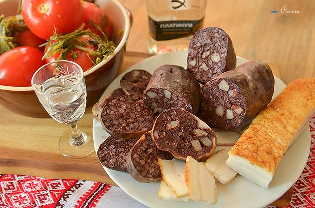 Кров'янка. Украинская кухня