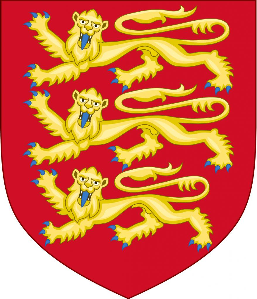 Герб Англии: история и описание. Что общего у него с гербом Великобритании?