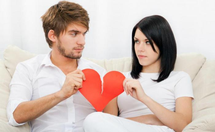 Причины, по которым отношения с партнером нужно немедленно разорвать