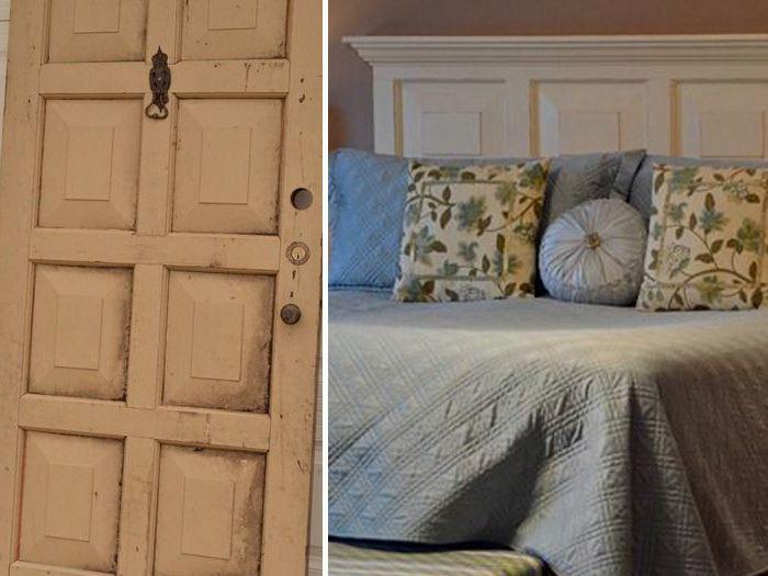 16 примеров превращения старой мебели в новые практичные и стильные вещи для дома и сада