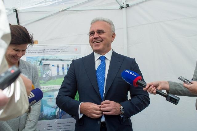 Кто сейчас губернатор Красноярского края?