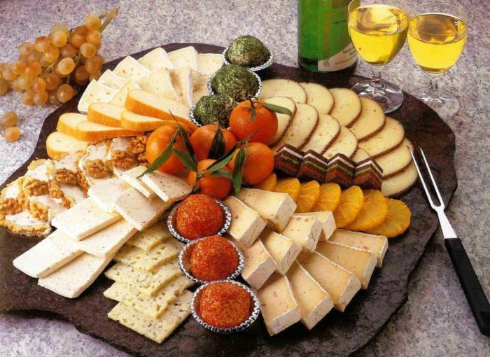 Как собрать изысканную сырную тарелку