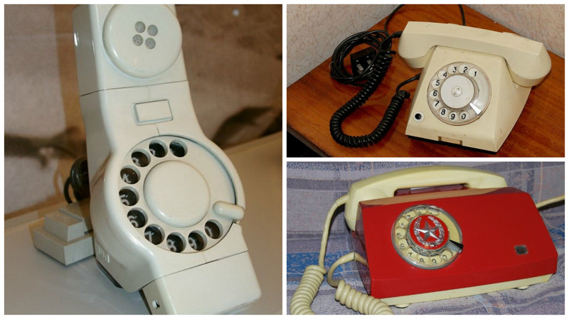 Круче, чемайфон: неубиваемые советские телефоны