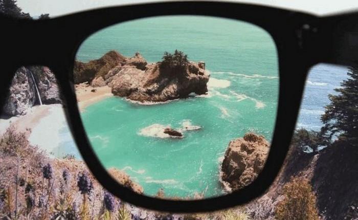 Первые очки со «встроенным фильтром для Instagram», которые делают мир гораздо ярче