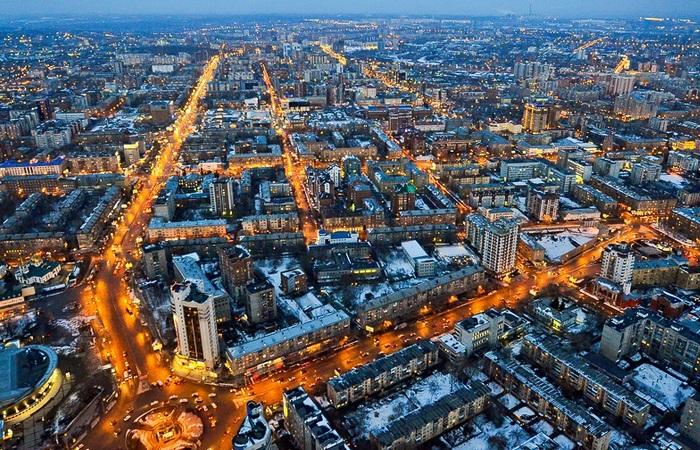 какие города находятся в западной сибири