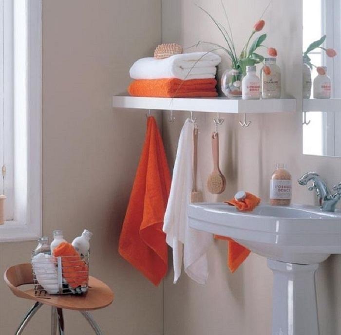 Как хранить полотенца в ванной, чтобы на них не появлялись бактерии