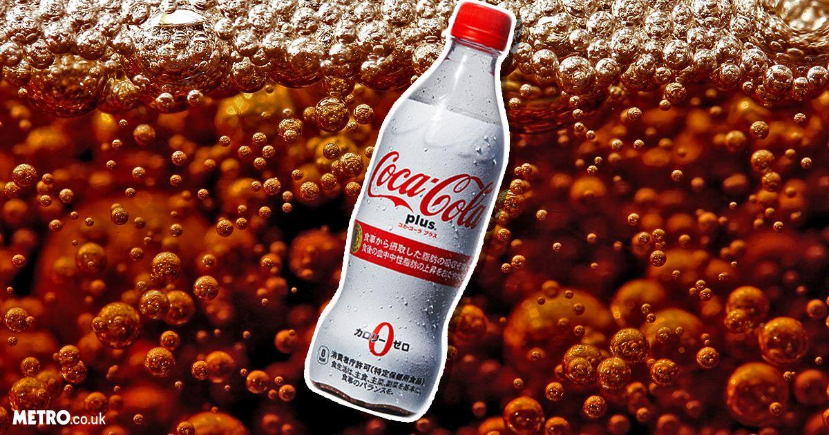 Coca Cola выпустила первую ПОЛЕЗНУЮ газировку!