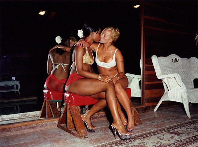 Проституция по американски! Как выглядит один из самых знаменитых борделей Невады.