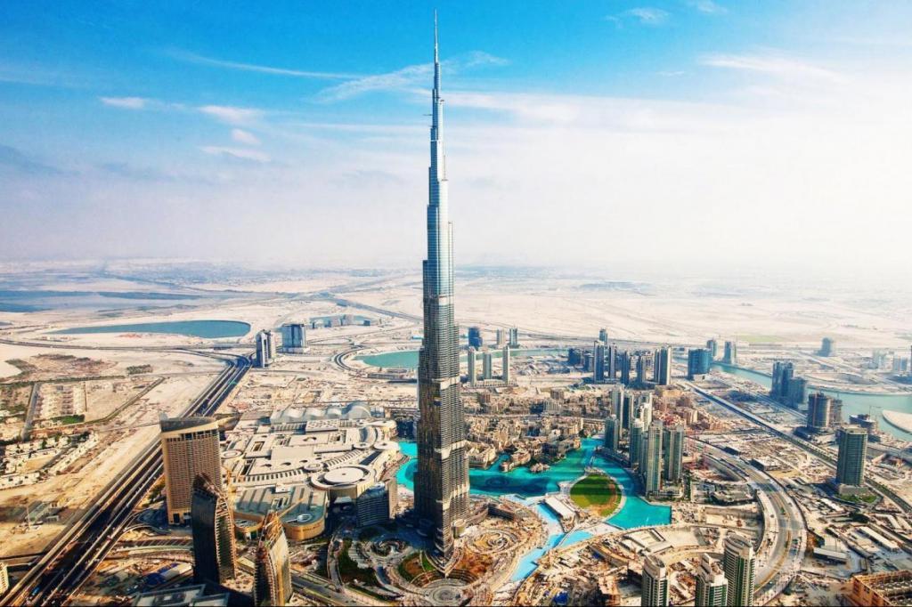 Город Дубай: где находится, фото, достопримечательности, интересные факты