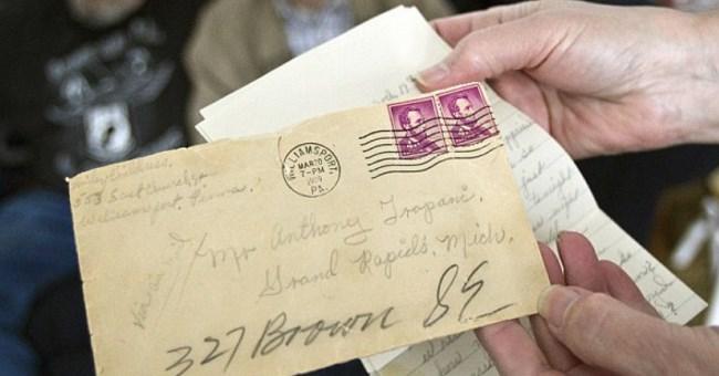 Его жена прятала это письмо 55 лет. После ее смерти вскрылась совершенно неожиданная правда!