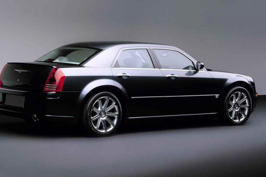 Chrysler 300: фото, характеристики и отзывы