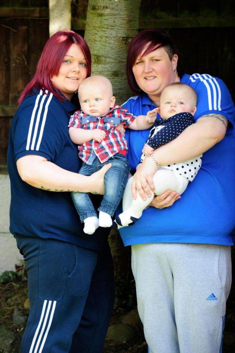 Эта лесбийская пара безуспешно пыталась зачать ребенка. Но все решилось так, как они и представить не могли!