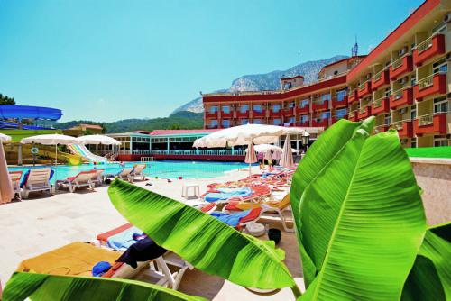 Carelta Beach Resort 4* (Турция/Кемер): фото и описание, сервис, развлечения и отзывы туристов