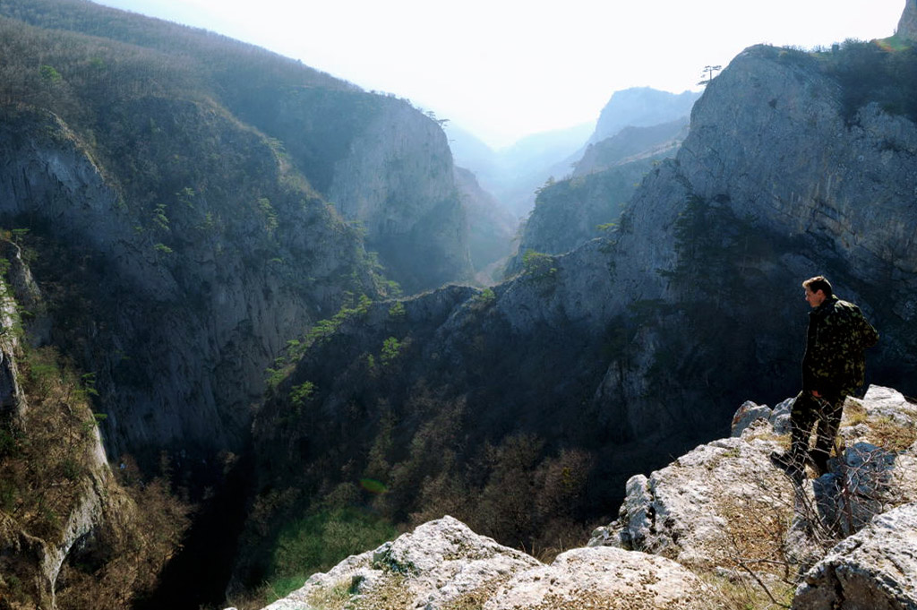 Национальные заповедники Крыма: список с фото