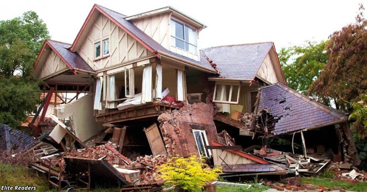 Как пережить землетрясение: ВСЕ советы, которые нужны, чтобы выжить!