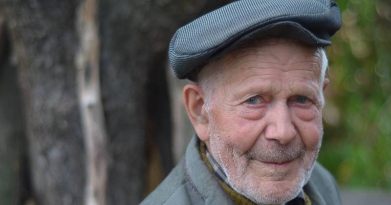 Хочу встарости превратиться втакого жевесёлого деда