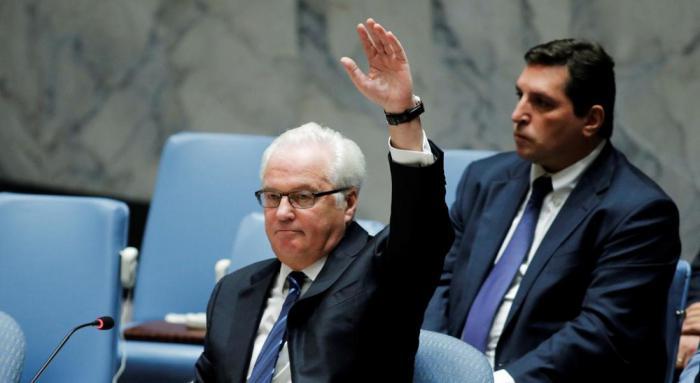 Виталий Чуркин, постоянный представитель Российской Федерации в ООН, умер в Нью Йорке