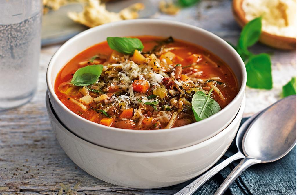 Итальянские супы: названия, рецепты с фото, особенности приготовления