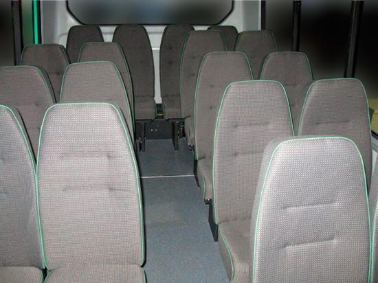 «ГАЗель Некст» (автобус): фото, технические характеристики, комплектации