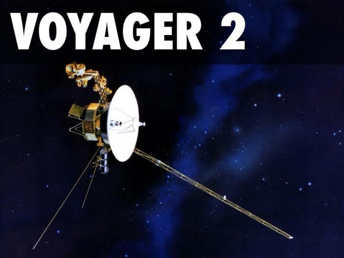 Кто  напал  на космический аппарат Voyager 2 в 2010 году?