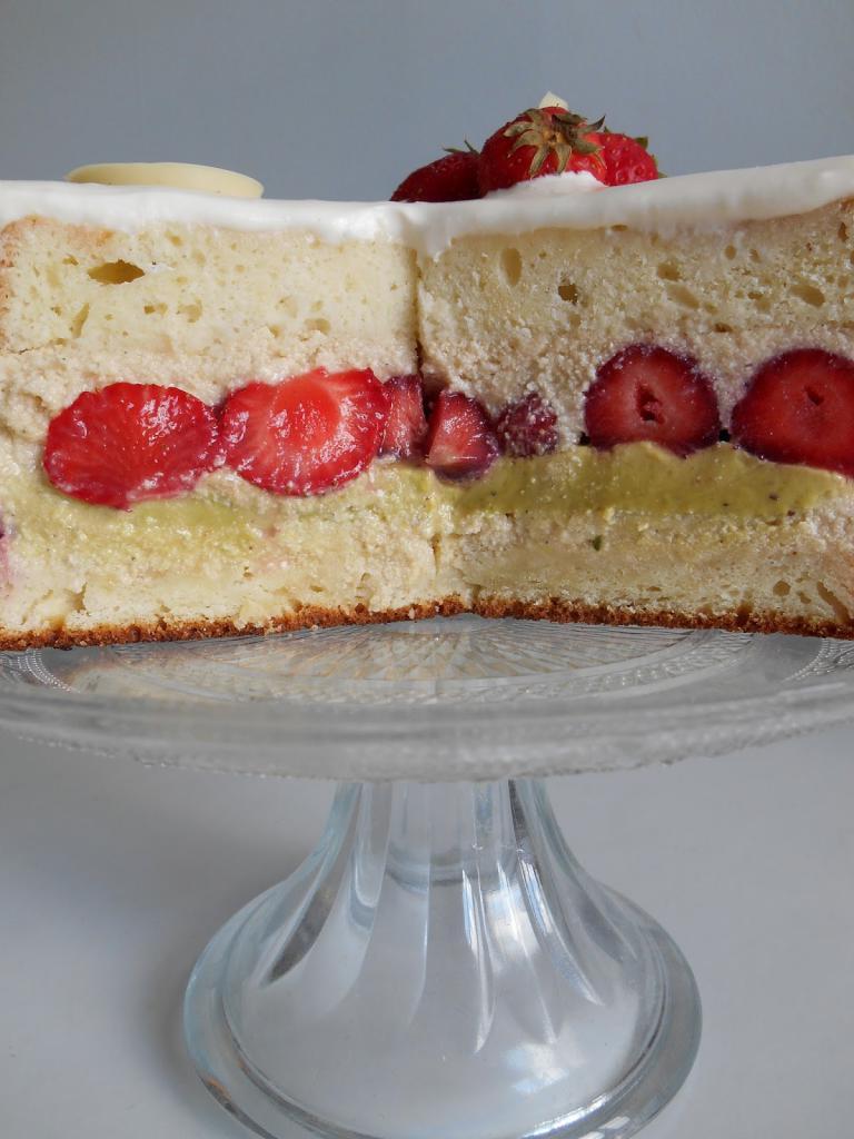 Как сделать большой торт: советы и рецепты