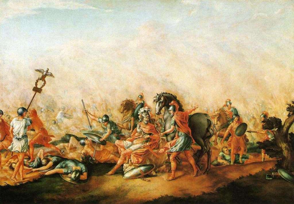 Битва при Каннах: дата, тактика и итог сражения