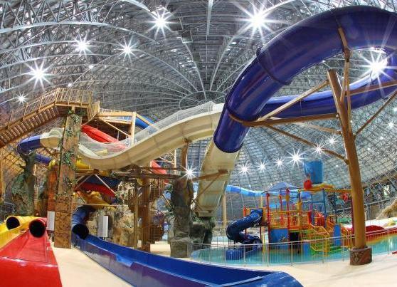 Аквапарк  Барионикс , Казань: фото, адрес, отзывы, советы перед посещением