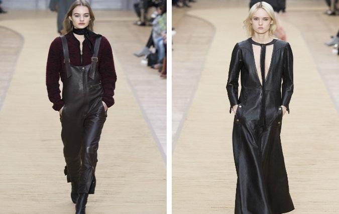 И в пир и в мир: 6 кожаных вещей, которые можно носить круглый год